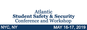 Atlantic Student Safety & Security Conference & Workshop, NYC, 2019
