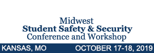 Midwest Student Safety & Security Conference & Workshop, Kansas, 2019