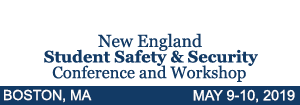 New England Student Safety & Security Conference & Workshop, Boston, 2019