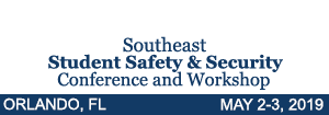 Southeast Student Safety & Security Conference & Workshop, Orlando, 2019