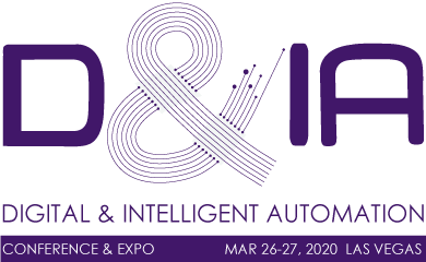 Digital & Intelligent Automation Conference & Expo 2019